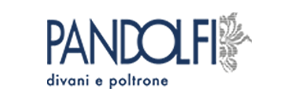 pandolfi logo divani